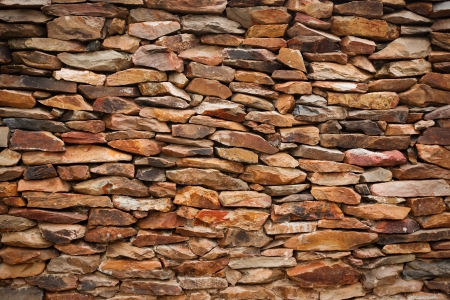 Stone wall for background Stock Photo - 15074372