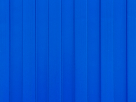 Blue color metal sheet for background photo