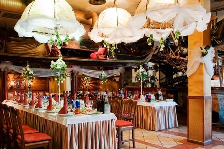 wedding banquet Stock Photo - 7762056