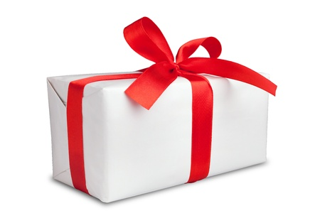 This is White box and stripped background. Stock Photo - 10668034