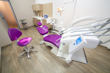 stomatological: This is Interior of modern dental clinic.