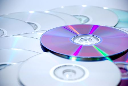 cd rw: Laser disks, for a computer