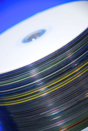 duplication: Laser disks, for a computer