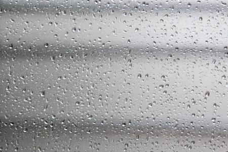 condensation: Fondo con vidrio condensación.