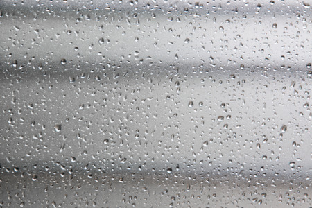 Background with condensation glass.
