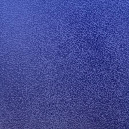 Dark blue leather texture closeup. Blue wall texture for design. Abstract cobalt blue background. Vector illustration. Vector Illustratie