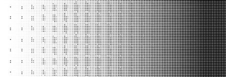 Abstract monochrome pattern.Halftone black and white. Monochrome background optical texture for posters, business cards, cover, banners.