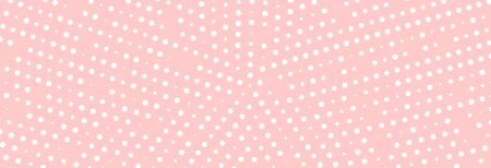 Abstract background. Pink halftone background. Vector illustration Stock Illustratie