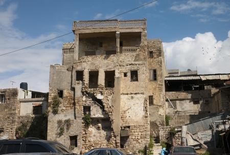 detritus: Building in ruins