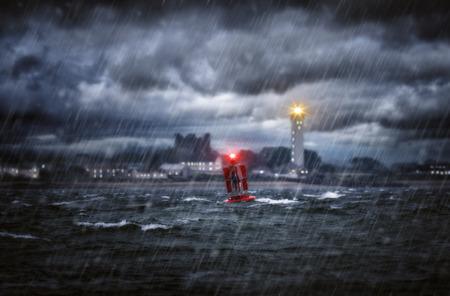 Distress on Sea
