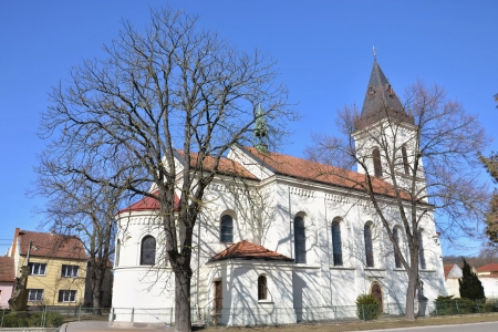 church St  Jan Nepomucky Podoli near Brno