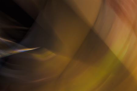 colour intensity: Abstract smooth yellow