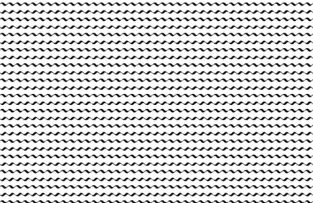 zag: Zig Zag lines op art pattern Stock Photo