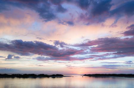 myers: Sunset Fort Myers, Florida