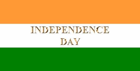 Independence day August 15th summer Reklamní fotografie