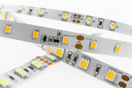 12v: blanco LED tiras para el voltaje de 12V y 24V con ajustable