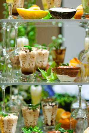 dessert time photo