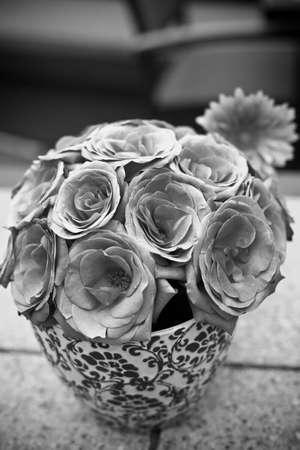 Monochrome Bouquet Imagens