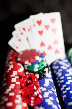 dealt: Poker