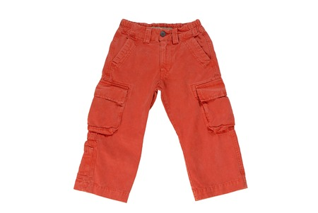 chinos for boy Stock Photo - 23466955