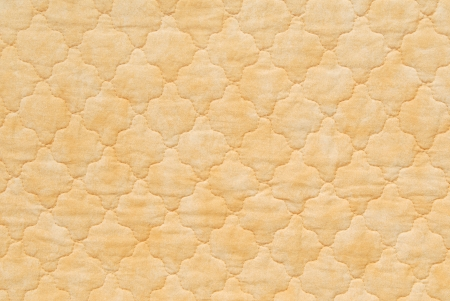 plain stitch: It is the yellow stitch quilt