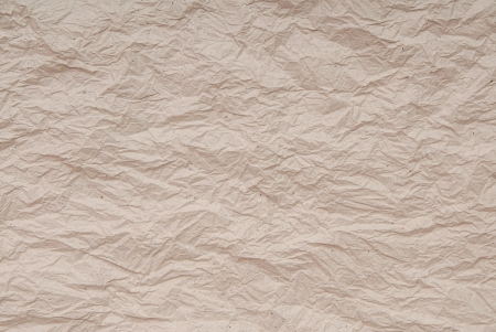 casing paper: Background is out of crumpled paper  Stock Photo