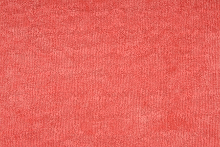 It is a closeup of soft coral fabric