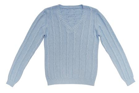 gentleman's: Blue sweater