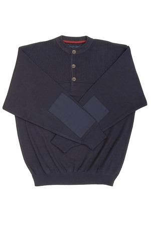 gentleman's: dark blue sweater