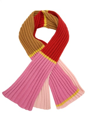 long variegated scarf  photo