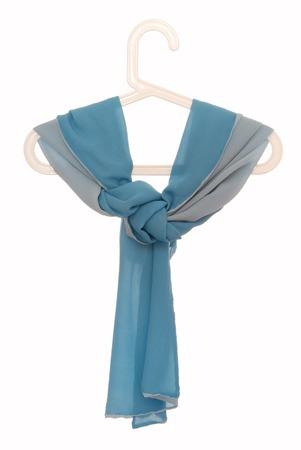 crepe de chine scarf photo