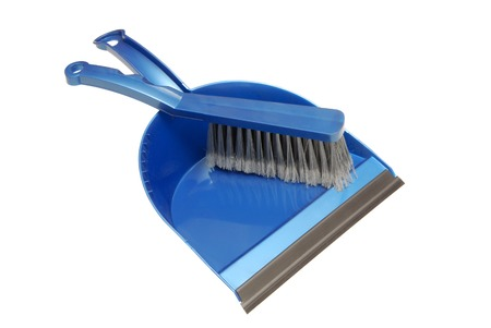 dustpan and brush photo