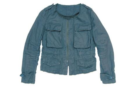 unisex: chaqueta azul unisex