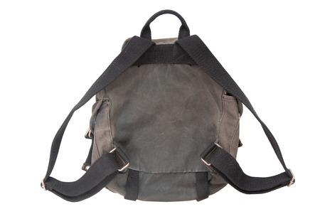backside of rucksack  photo