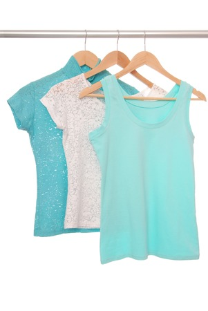 Summery blouses