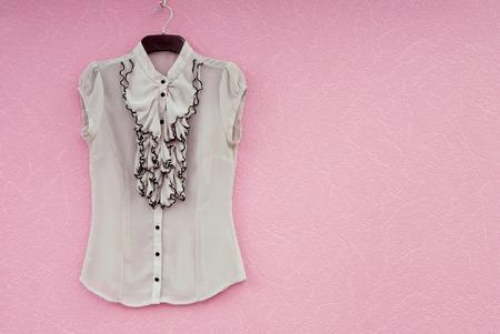 blusa: blusa Foto de archivo