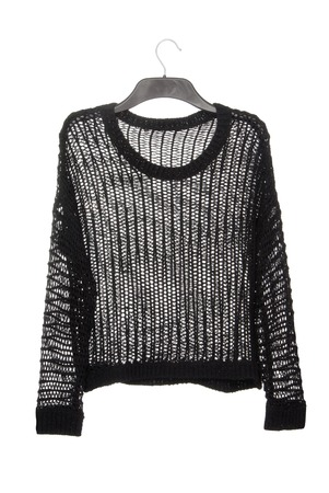 clotheshanger: sweater