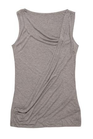 extravagant: grey extravagant blouse