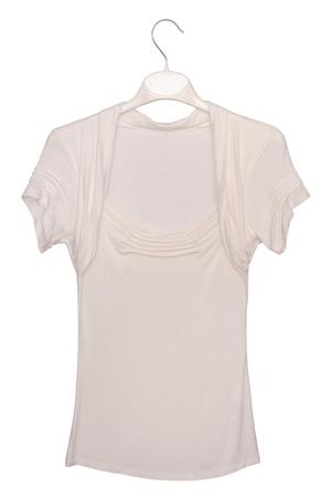 blusa: blusa blanca