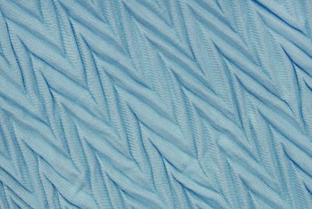 pleat: sky-blue pleated  viscous  textile