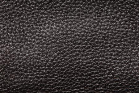 black textured background: black leather textured background Stock Photo
