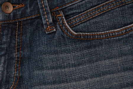 vertical denim background,  denim textures, blue jeans backgrounds, close up of jeans with button, fashionable trousers, blue jeans, blue jeans backdrops, Stock Photo