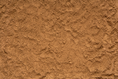 textured backgrounds is out of sand, closeup of ground, yellow sand, surface of earth, creative background
