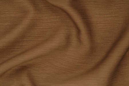 transparent brown cloth, dark textile creative background, artistic textured backdrop, drapery silk, fashionable crepe de chine, beautiful draped material, fine chocolate fabric backgrounds, lightweight tissue
