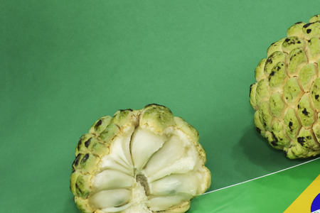 Exotic Brazilian fruit as known as