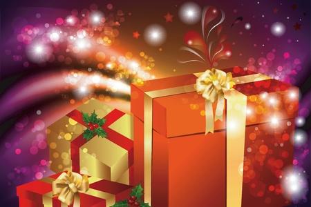 anno: magico pacco Illustration