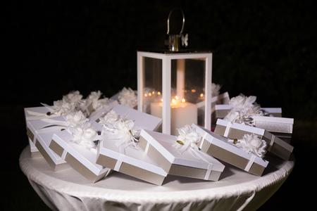 Wedding presents / Bomboniere Standard-Bild