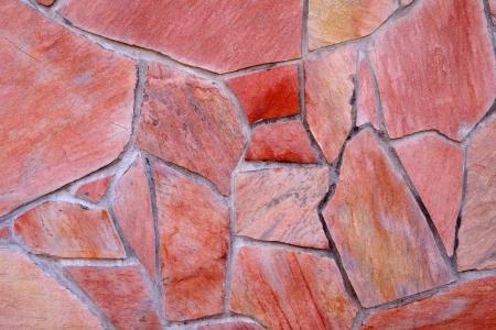 quartzite: Stoneware tiling Stock Photo