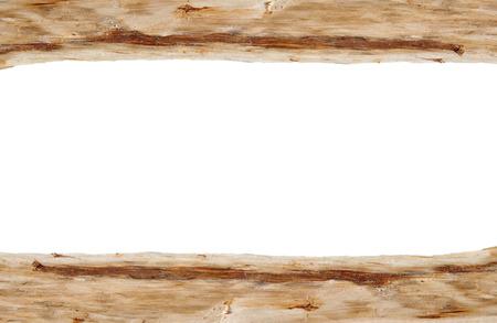raum weiss: H�lzerner Hintergrund mit wei�en Raum f�r Text
