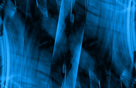 Abstract colorful background with a blue colour Standard-Bild